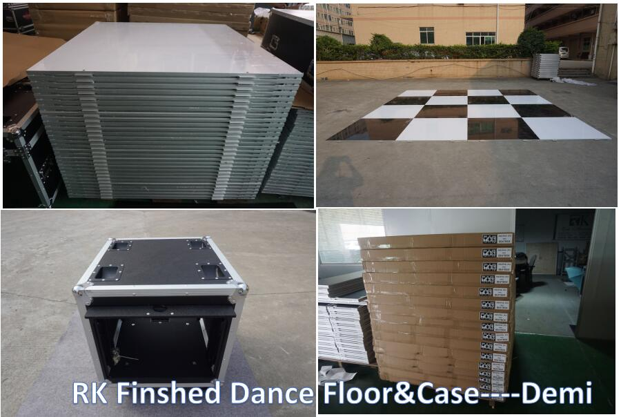 dance floor,flight case,black & white dance floor,LED/RGB/PVC dance floor,wooden dance floor