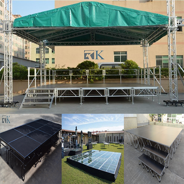RK portable stage type