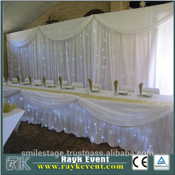light led curtain