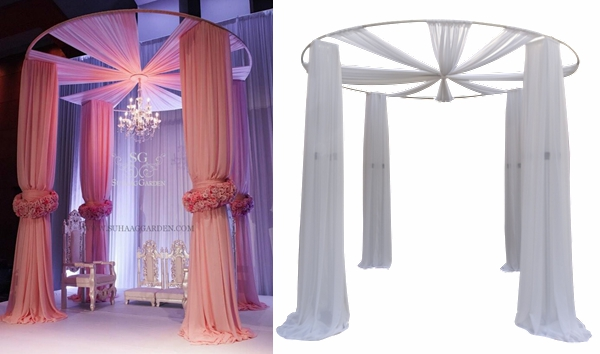 wedding tent system