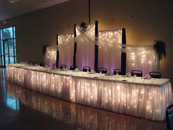 led light star curtain for wedding backdrop wall