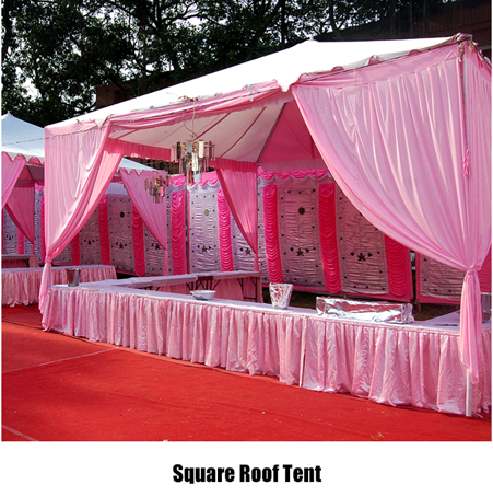 wedding tent idea