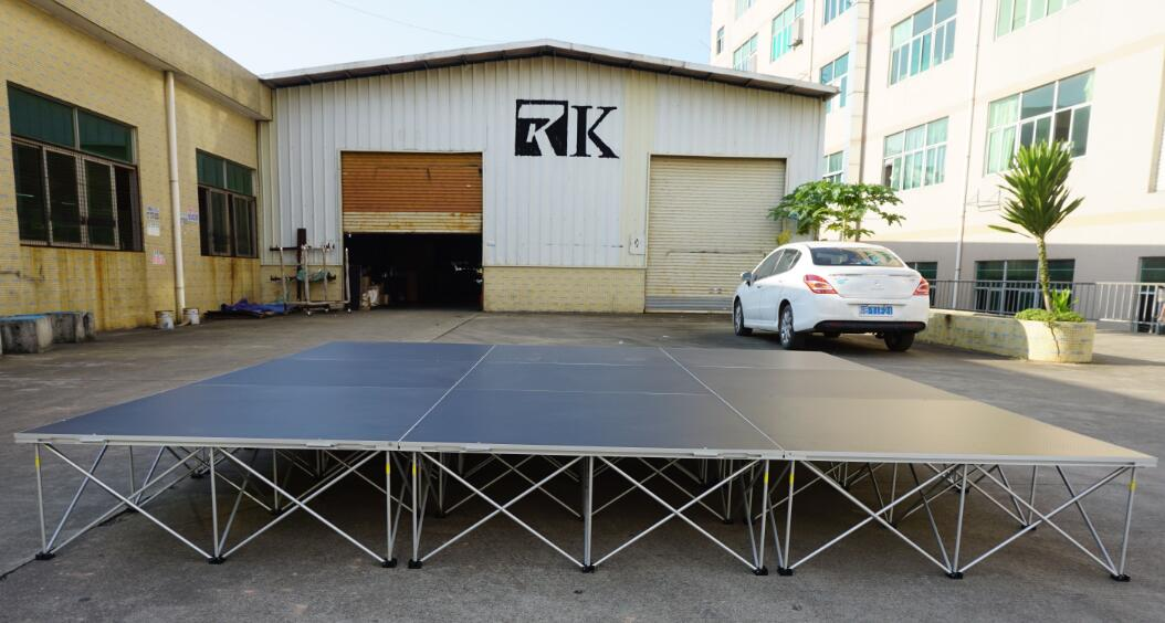 portable smart stage