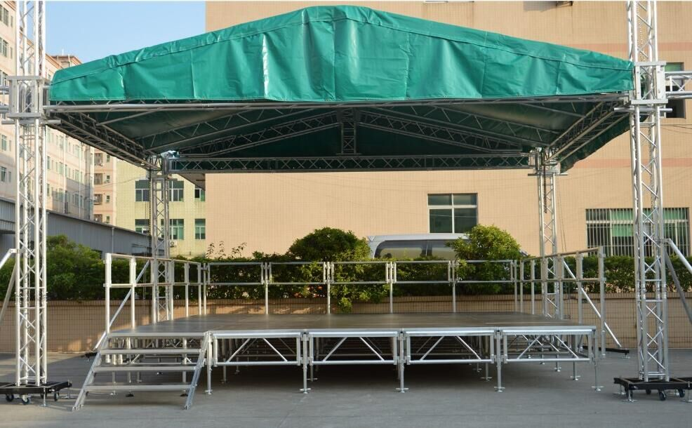 portable stage system
