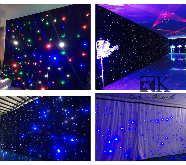 DMX512 LED CURTAINS